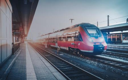 Решения для железнодорожных применений