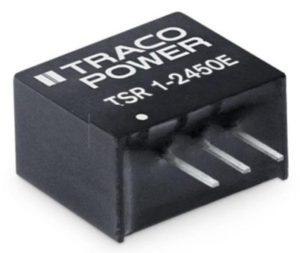 Серия TSR 1E новые не дорогие POL модули от компании Traco Power